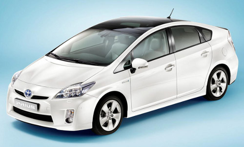 toyota prius la voiture hybride f te ses 10 ans blog. Black Bedroom Furniture Sets. Home Design Ideas