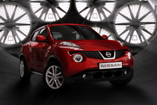 nouveau nissan juke le mini suv f minin blog. Black Bedroom Furniture Sets. Home Design Ideas