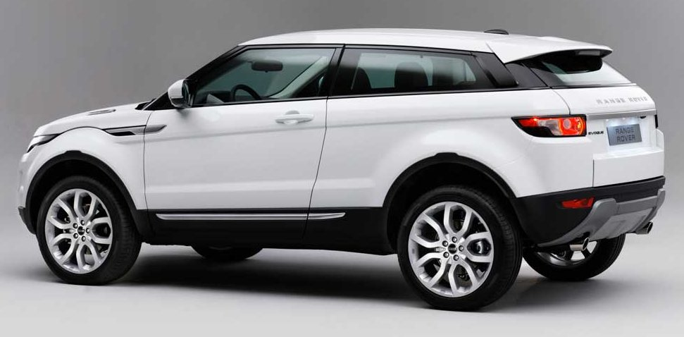Les suv les plus attendus en 2011 blog - Range rover evoque coupe prix ...