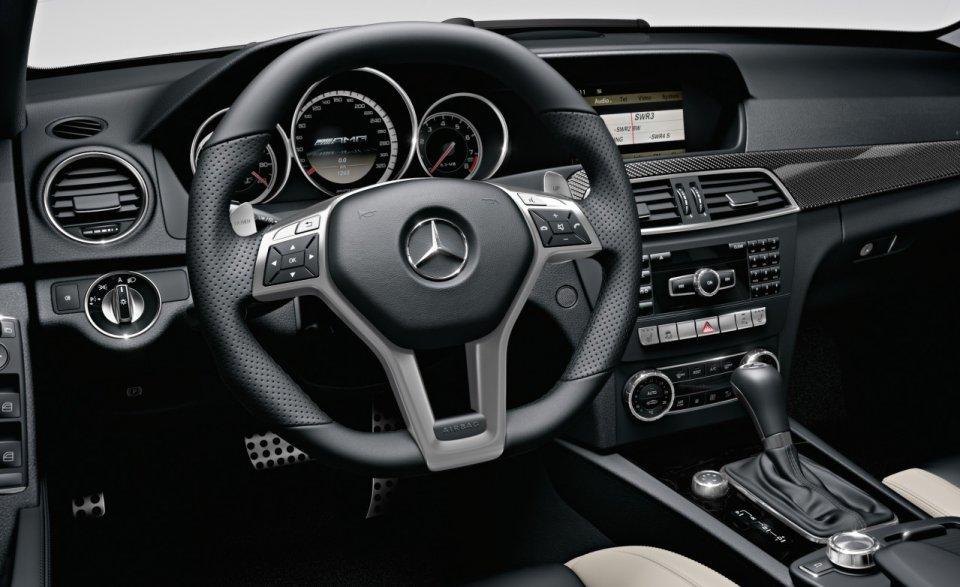 Mercedes C63 Amg Agressive Et Sportive Blog Kidioui Fr