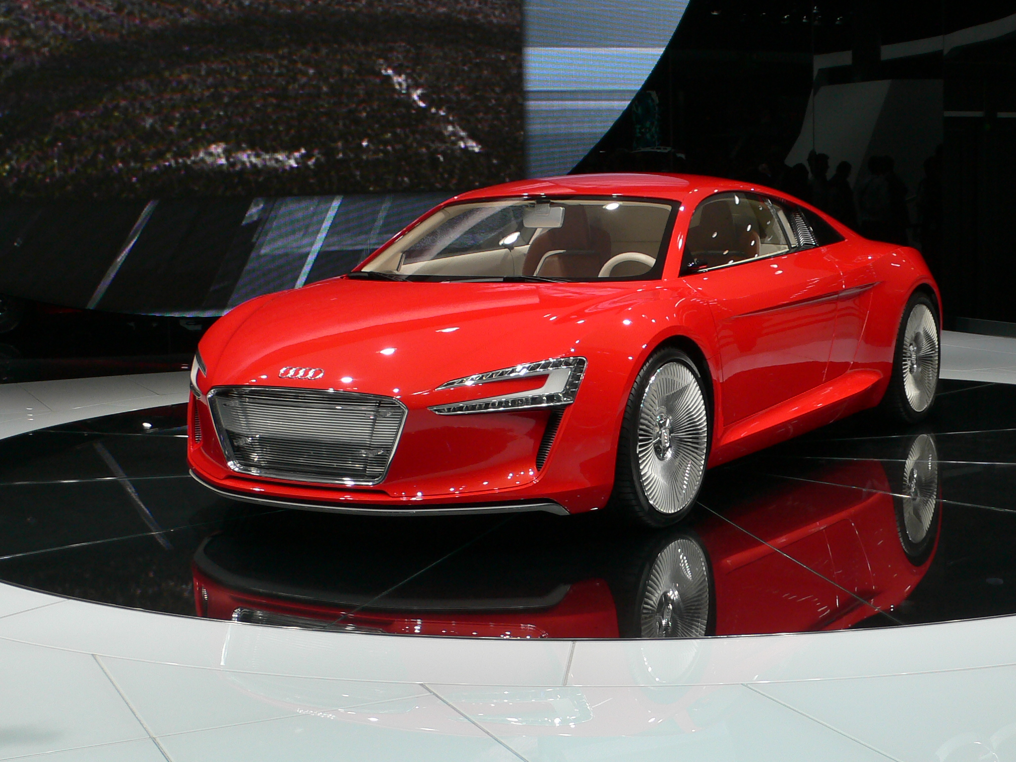 audi r8 e tron l lectrique un autre niveau blog. Black Bedroom Furniture Sets. Home Design Ideas