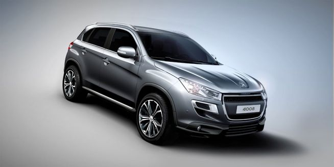 une ann e 2012 suv avec le peugeot 4008 et le citro n c4. Black Bedroom Furniture Sets. Home Design Ideas