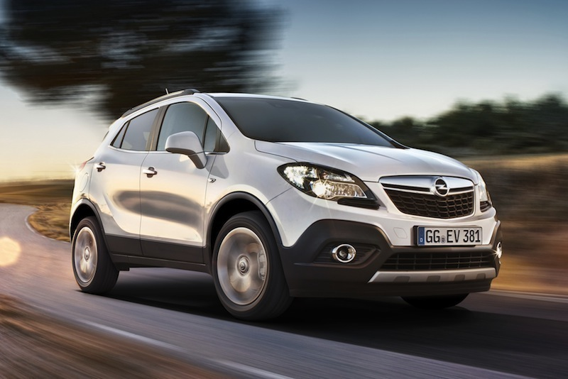 opel mokka le constructeur auto passe au suv blog. Black Bedroom Furniture Sets. Home Design Ideas