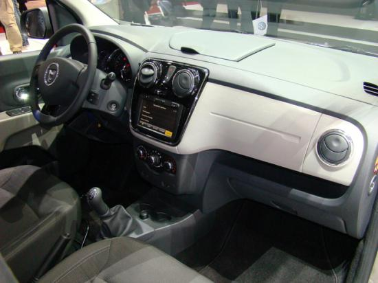 Le Dacia Lodgy Vient Se Loger Parmi Les Grands Blog