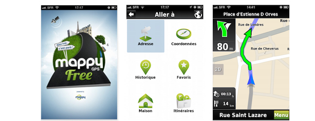 gps auto top 3 des meilleures applications gratuites blog. Black Bedroom Furniture Sets. Home Design Ideas