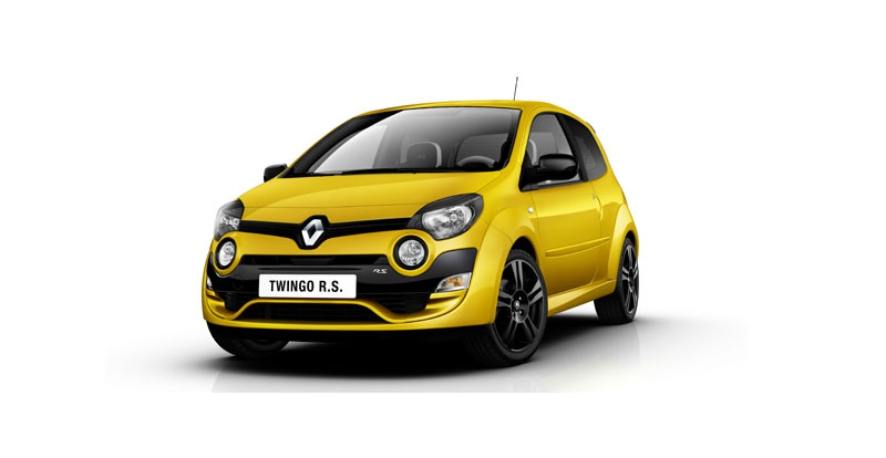 renault twingo rs une pub qui vise le strike blog. Black Bedroom Furniture Sets. Home Design Ideas