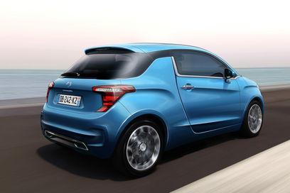 Une future Citroën DS1 ?