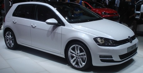 la volkswagen golf 7 en d tails blog. Black Bedroom Furniture Sets. Home Design Ideas