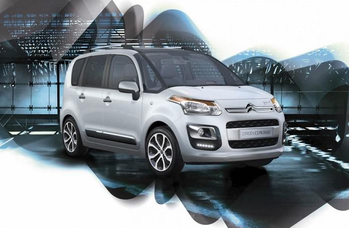 Citroën C3 Picasso, un minispace avant-gardiste - blog ...