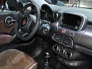 Mondial de l auto fiat 500x blog for Interieur 500x