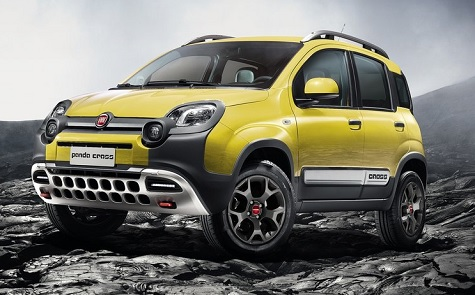 lancement de la fiat panda cross blog. Black Bedroom Furniture Sets. Home Design Ideas