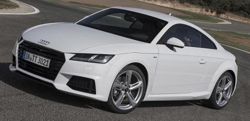 Nouvelle Audi Tt 2015 : l audi tt re oit une nouvelle motorisation blog ~ Melissatoandfro.com Idées de Décoration