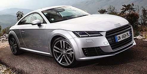 l audi tt re oit une nouvelle motorisation blog. Black Bedroom Furniture Sets. Home Design Ideas