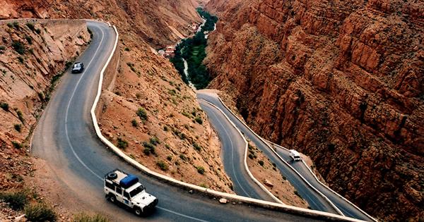 Road Trip 233 Tape 7 Gorges Du Dad 232 S Maroc Blog