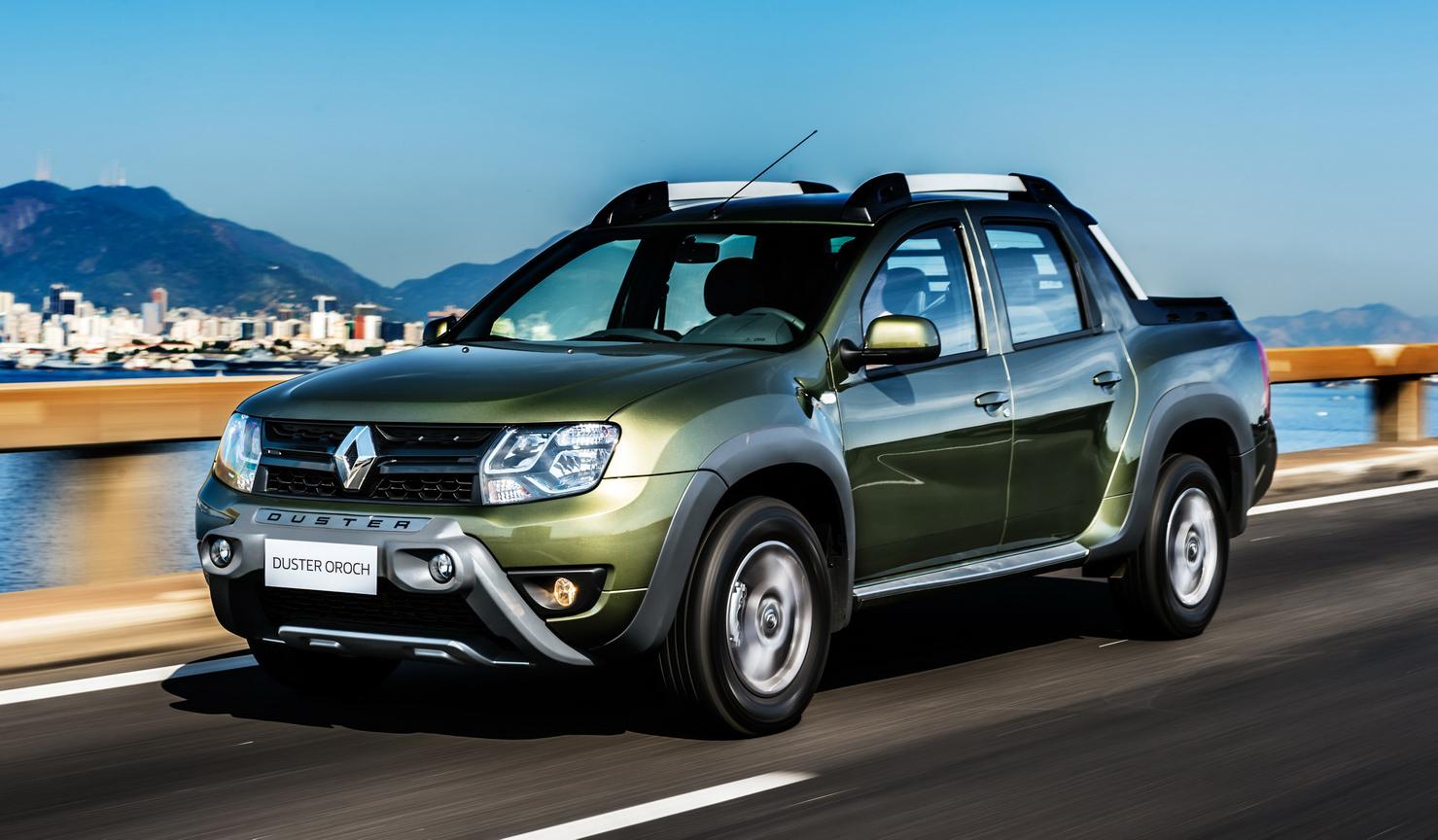 Renault Lance Le Duster Oroch Blog Kidioui Fr
