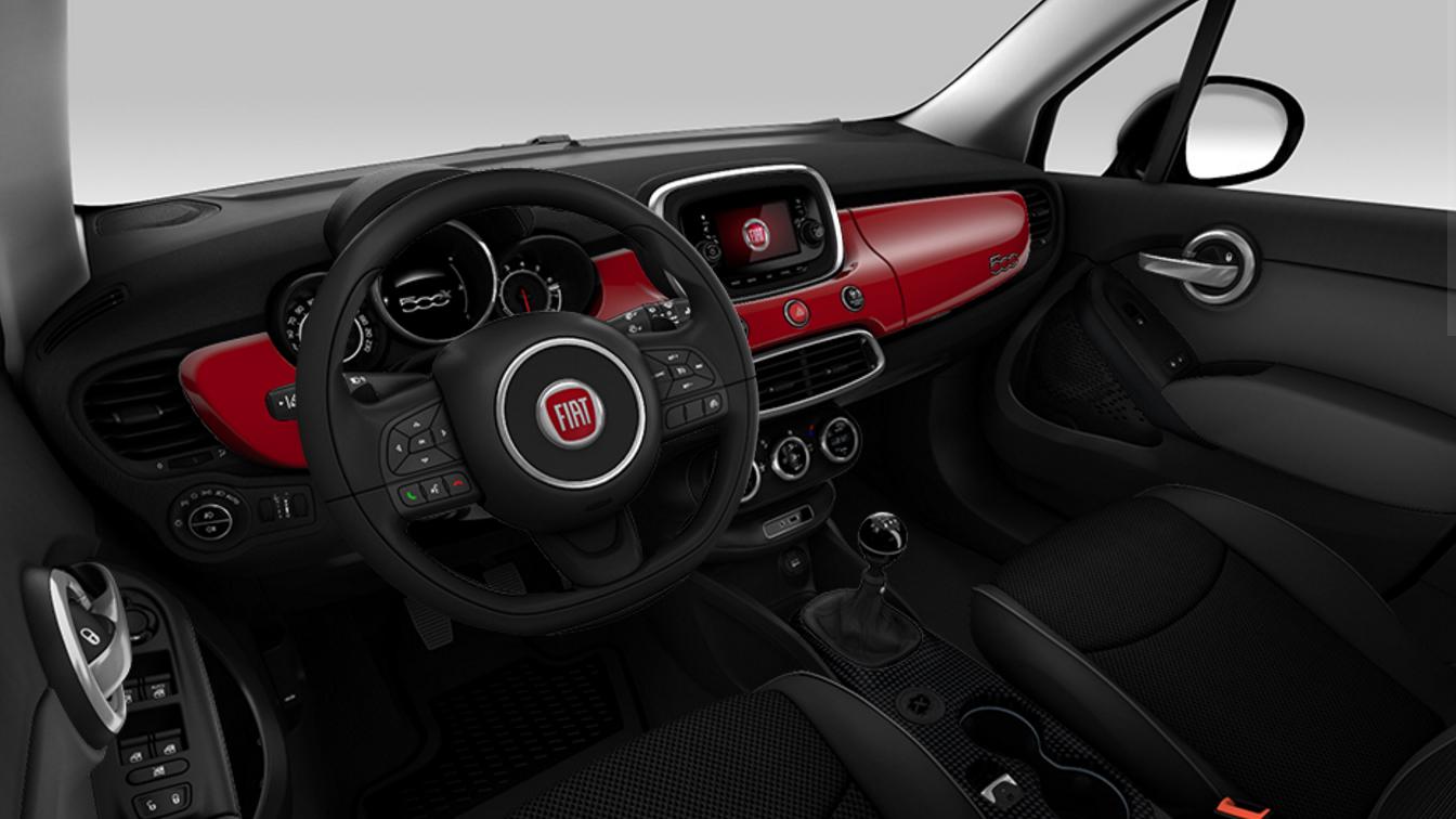 Fiat 500x combien la paye t on vraiment blog for Interieur 500x