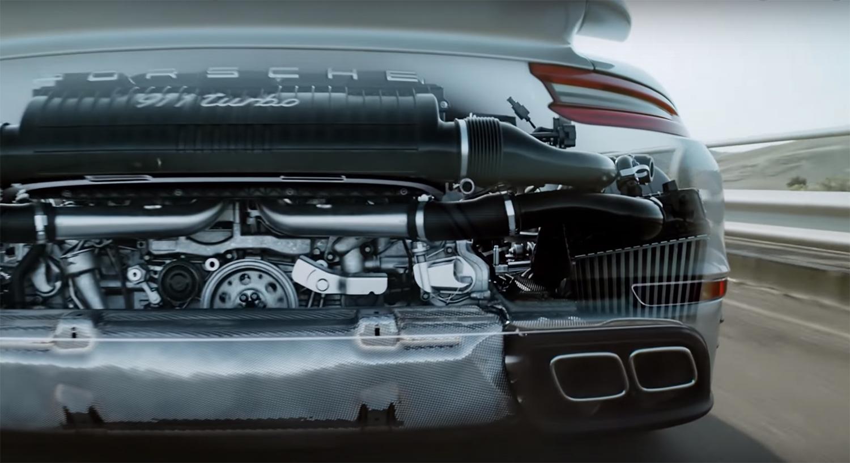 voyagez dans le moteur d une porsche 911 turbo blog. Black Bedroom Furniture Sets. Home Design Ideas