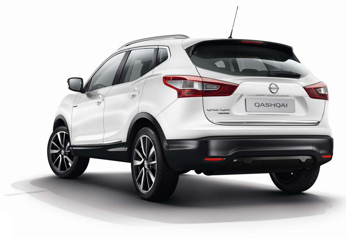 zoom sur les nissan juke qashqai et x trail white edition blog. Black Bedroom Furniture Sets. Home Design Ideas