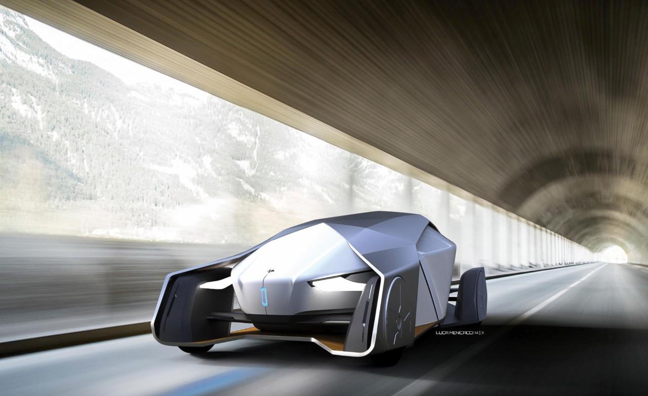 Shiwa la voiture autonome sans fen tre blog for Fenetre voiture