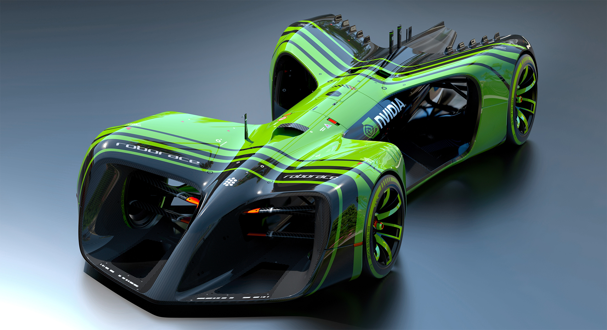 roborace la course de voitures autonomes blog. Black Bedroom Furniture Sets. Home Design Ideas