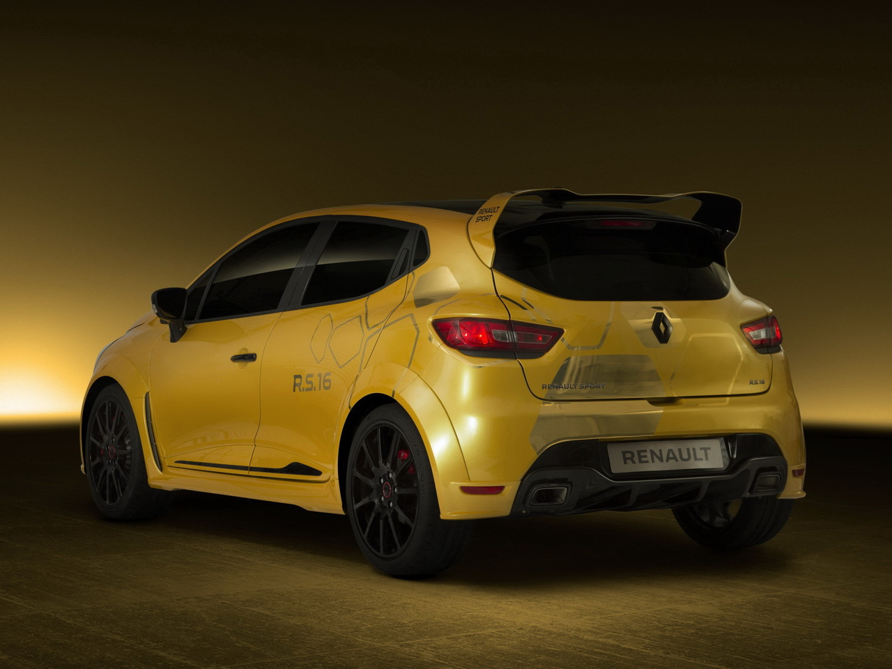 la nouvelle renault clio rs 16 embarque 275 chevaux blog. Black Bedroom Furniture Sets. Home Design Ideas