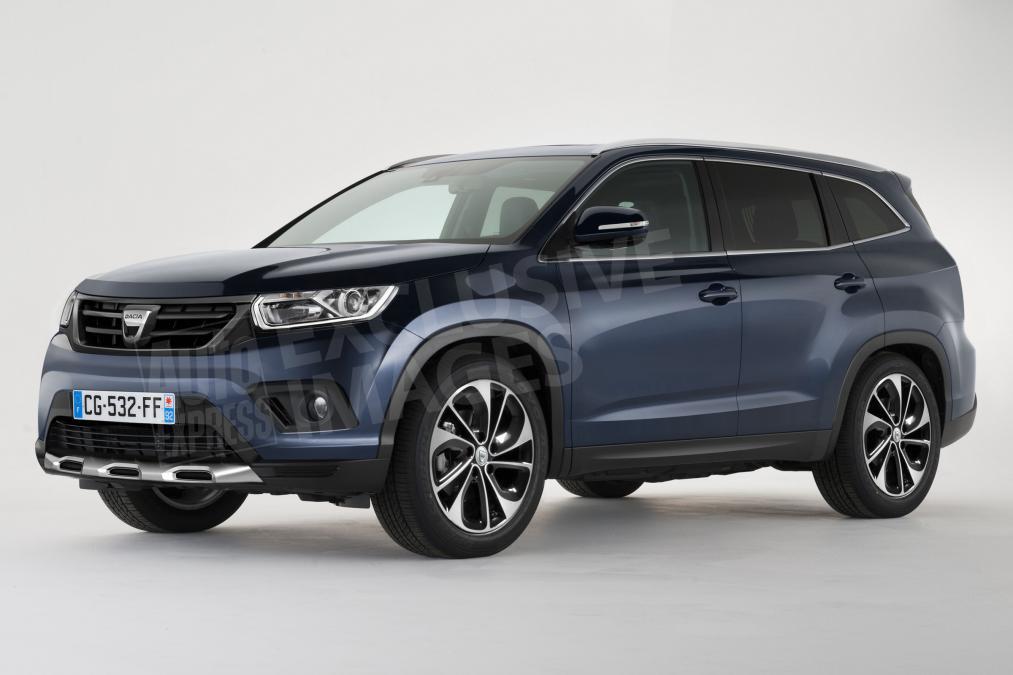 Bientôt un Dacia Grand Duster ? - blog Kidioui.fr