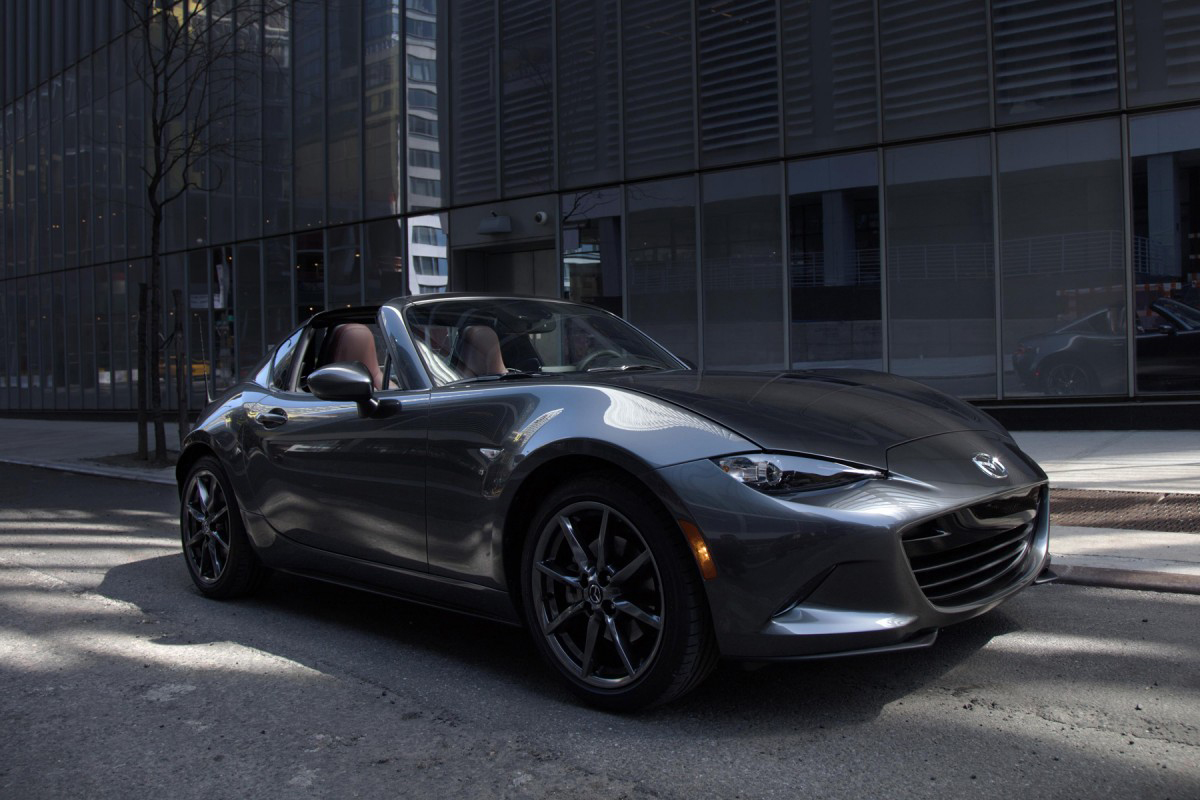 mazda mx 5 rf la version toit rigide blog. Black Bedroom Furniture Sets. Home Design Ideas