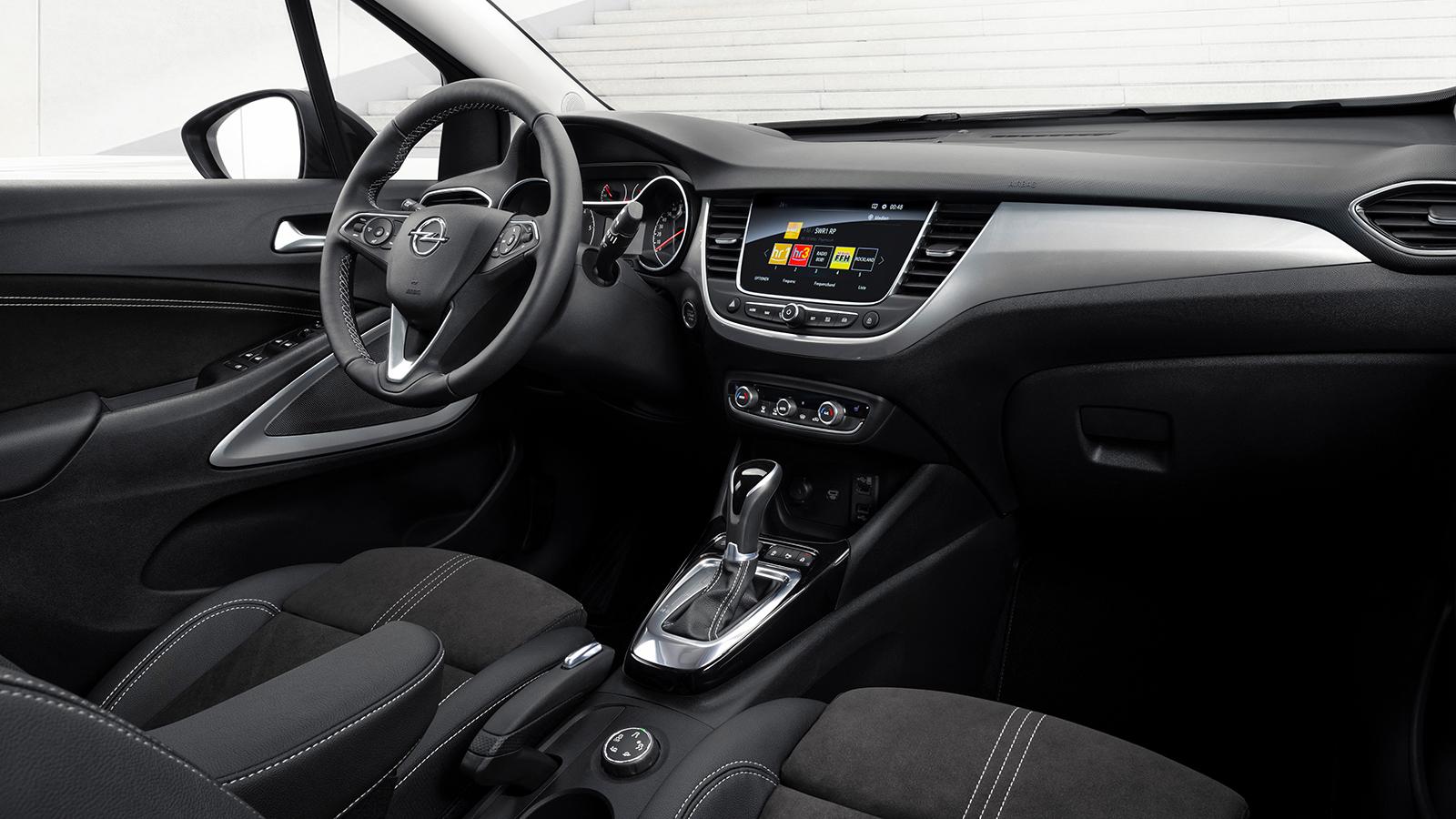 Nouveau Opel Crossland 2021, l'heure du restylage - blog ...