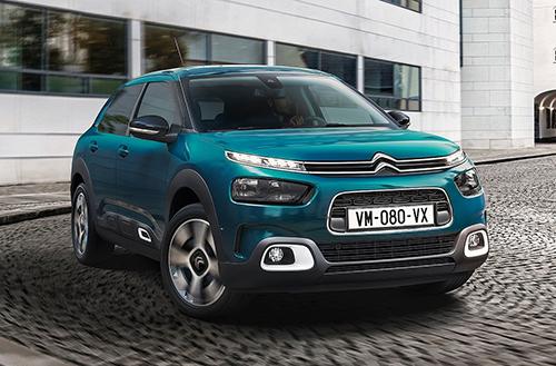 Citroën C4 Cactus essence
