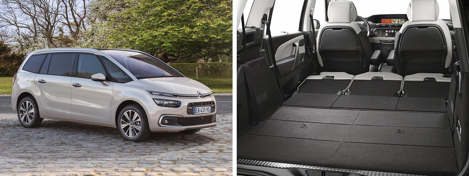Citroën Grand C4 SpaceTourer/Picasso II