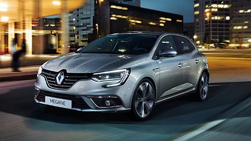 La nouvelle Renault Mégane 4