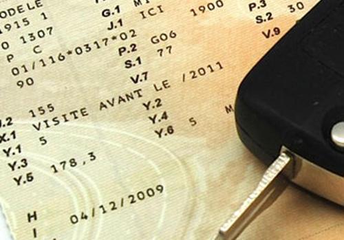 Carte Grise Voiture Neuve Faire Son Certificat D Immatriculation Automobile
