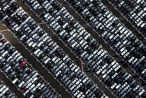 distributeur voiture neuve