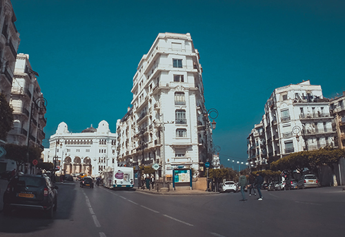 export voiture neuve algérie