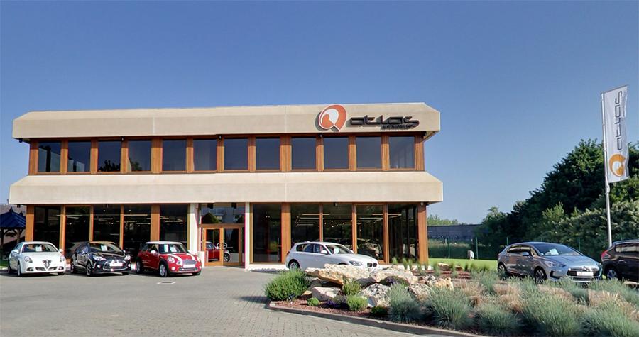 L'agence d'Atlas Automobiles à Collégien (77)