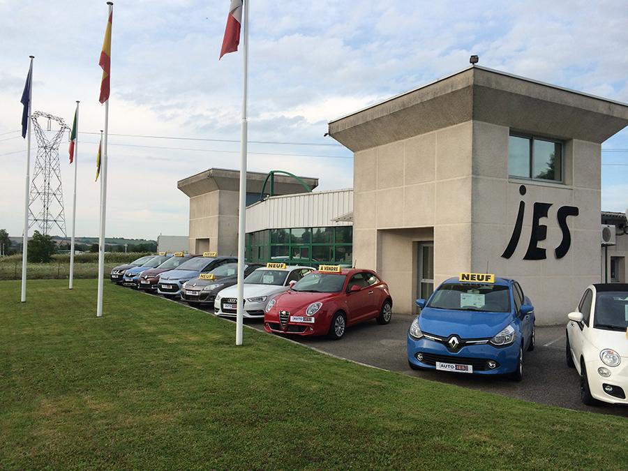 Le magasin Auto-IES de Creuzier-Le-Neuf (03)