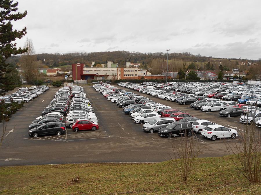 Les voitures en stock d'Auto-IES