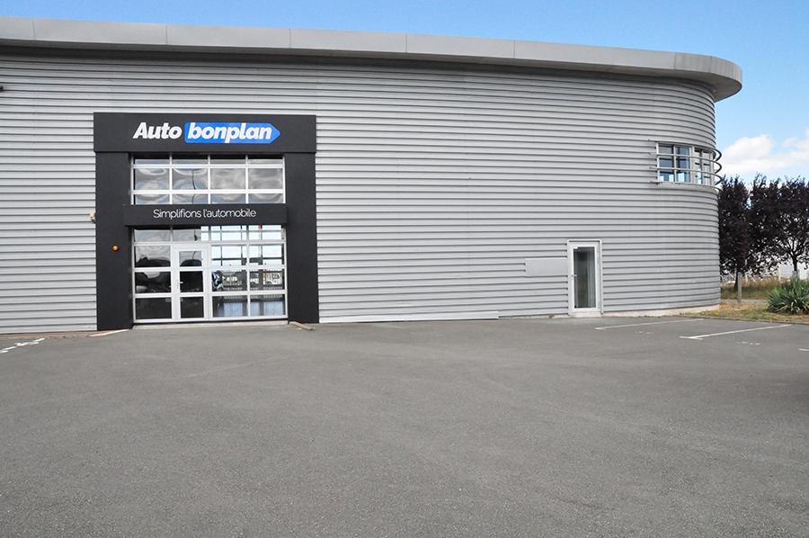Les locaux d'Autobonplan à Nantes (44)