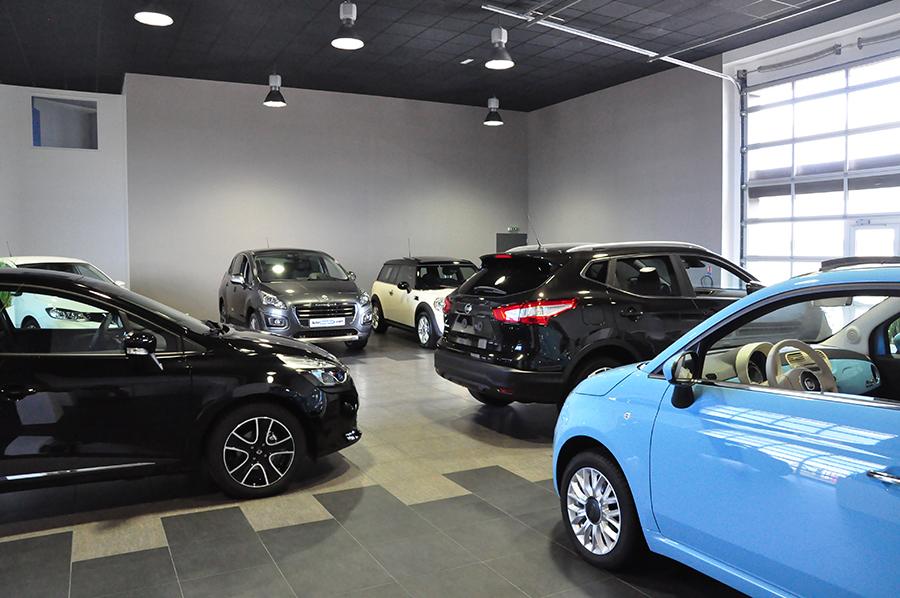 Les voitures en stock d'Autobonplan