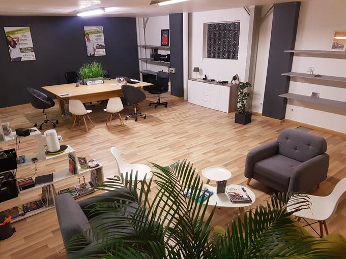 L'agence AutoEasy de Lille (59)
