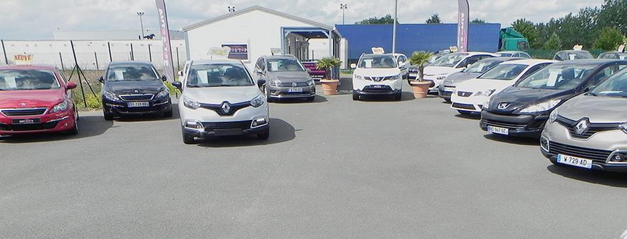 Le magasin d'Autos'Top en Vendée (85)