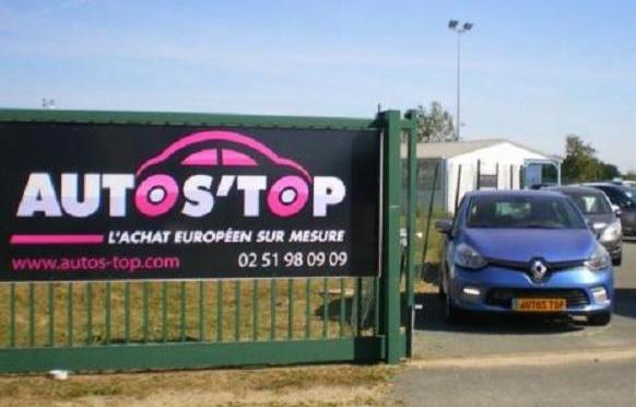L'agence Autos'Top à Aubigny-les-Clouzeaux (85)