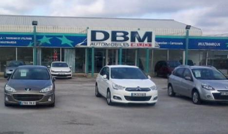 L'agence DBM Automobiles à Aussillon (81)