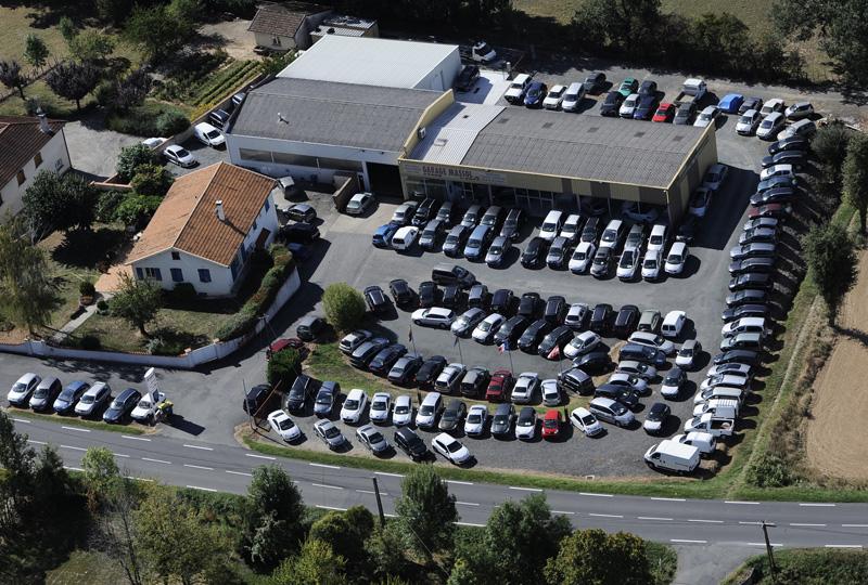 Les voitures en stock de DBM Automobiles