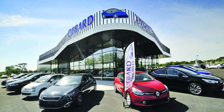 L'agence de Debard Automobiles à Montauban (82)