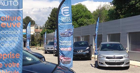 Les voitures en stock d'Elite Auto