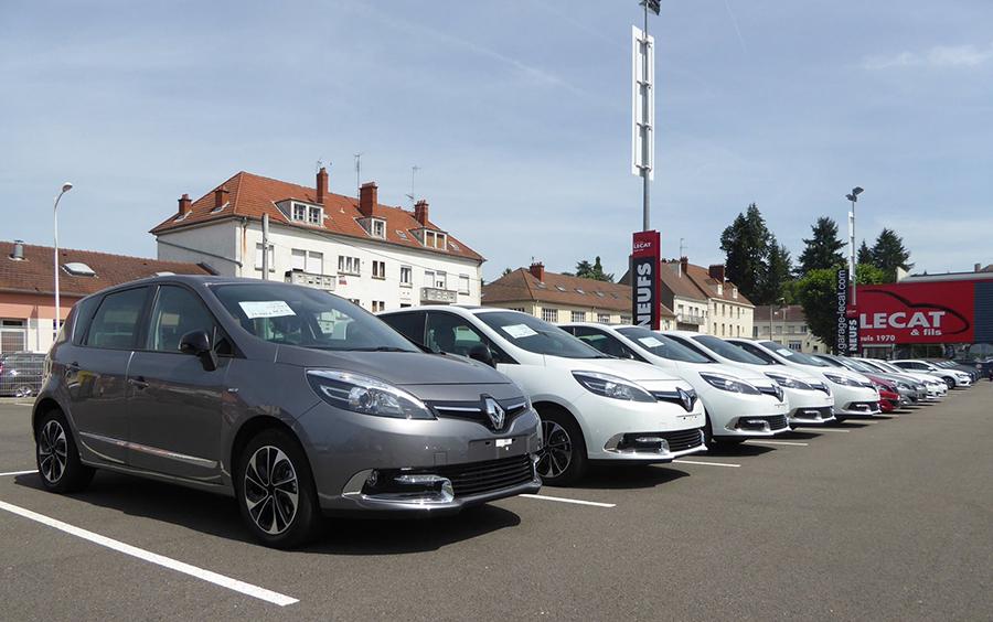 Garage lecat pr sentation et avis du comparateur auto for Avis garage citroen strasbourg