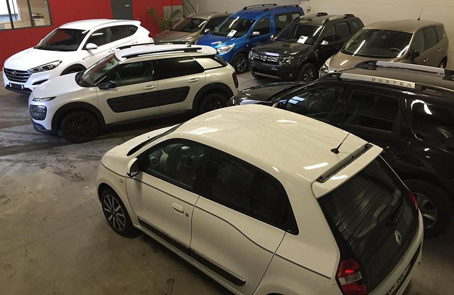 Les voitures en stock d'Import Europ Auto