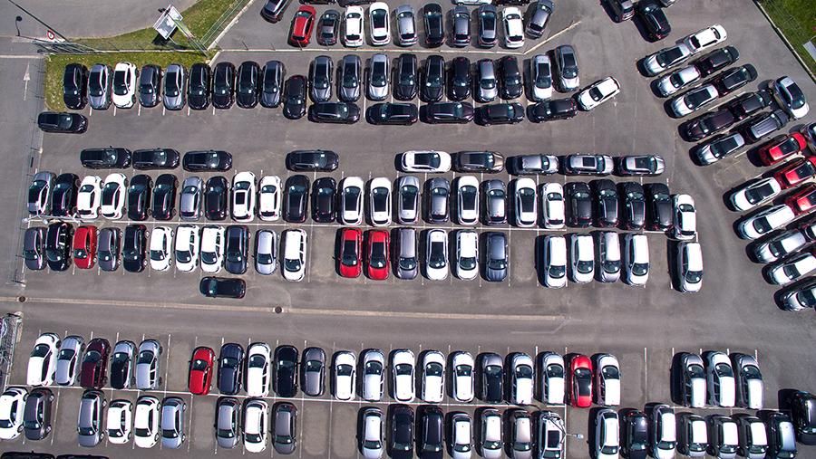 Les voitures en stock de Qarson