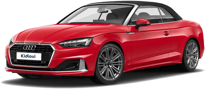 Audi A5 Cabriolet Ambition Luxe